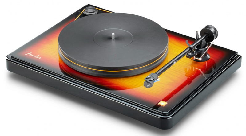 Mo-Fi - Fender PrecisionDeck + vložka MoFi MasterTracker