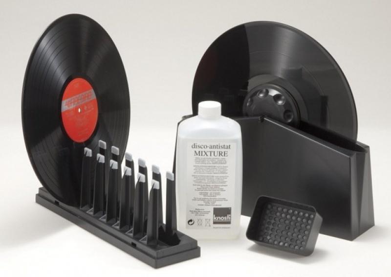 Pračka desek Disco-Antistat