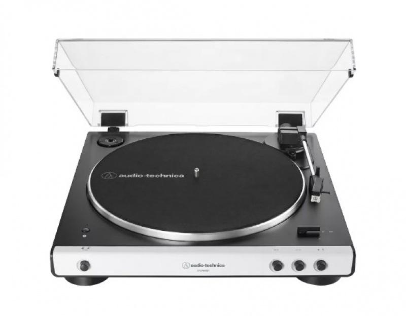 Audio-Technica AT-LP60xBT White
