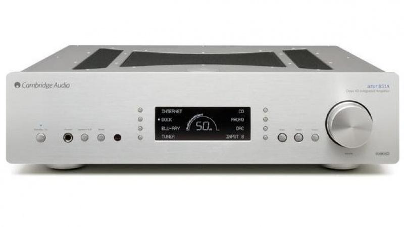 Cambridge Audio Azur 851A - stříbrná