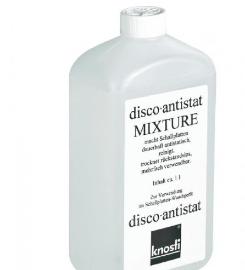 Čistící tekutina pračky Disco-Antistat 1 L