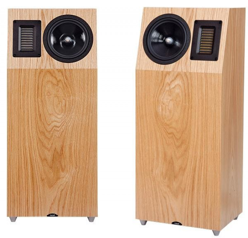 Neat Acoustics IOTA Xplorer Natural Oak