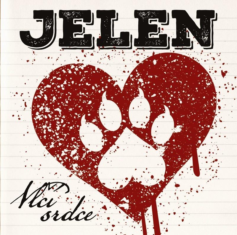 Jelen - Vlčí Srdce CD