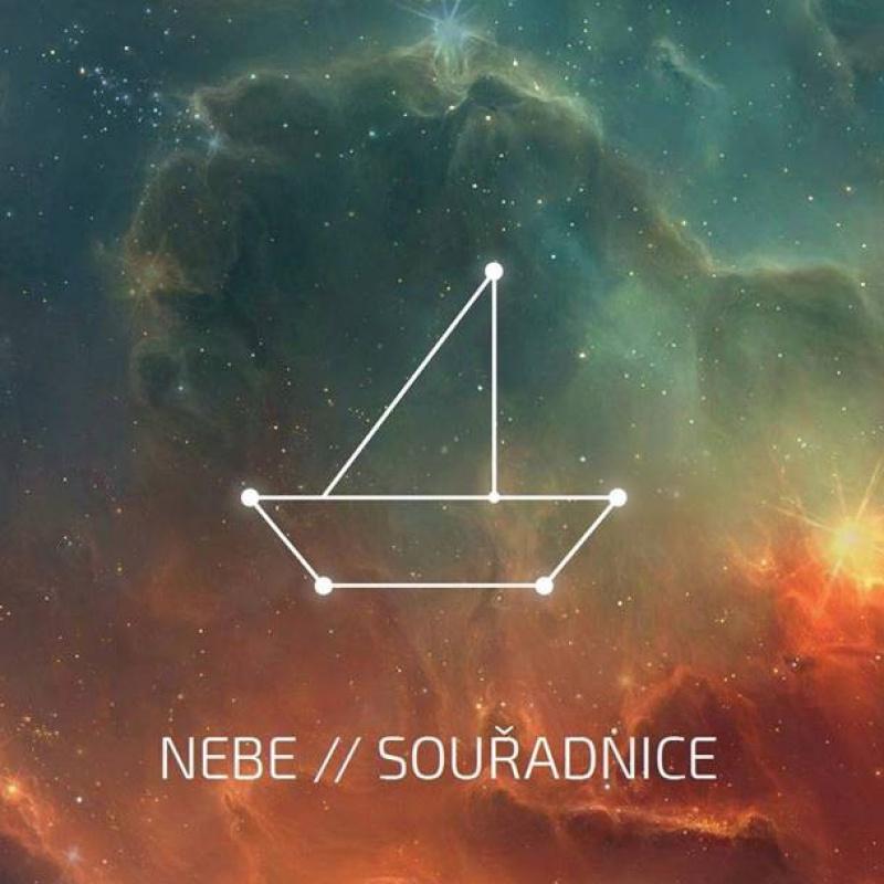Nebe - Souřadnice CD
