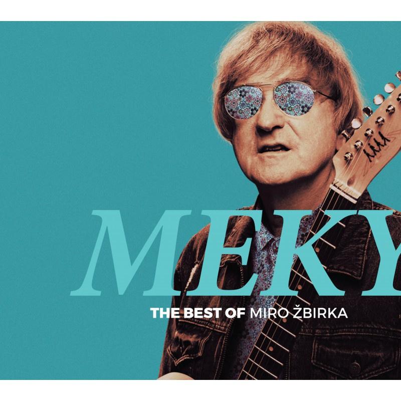 Miro Žbirka - The Best Of Miro Žbirka - Mekky 3CD