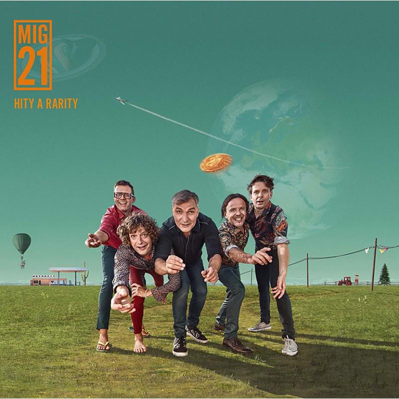 MIG 21 - Hity a Rarity 2CD