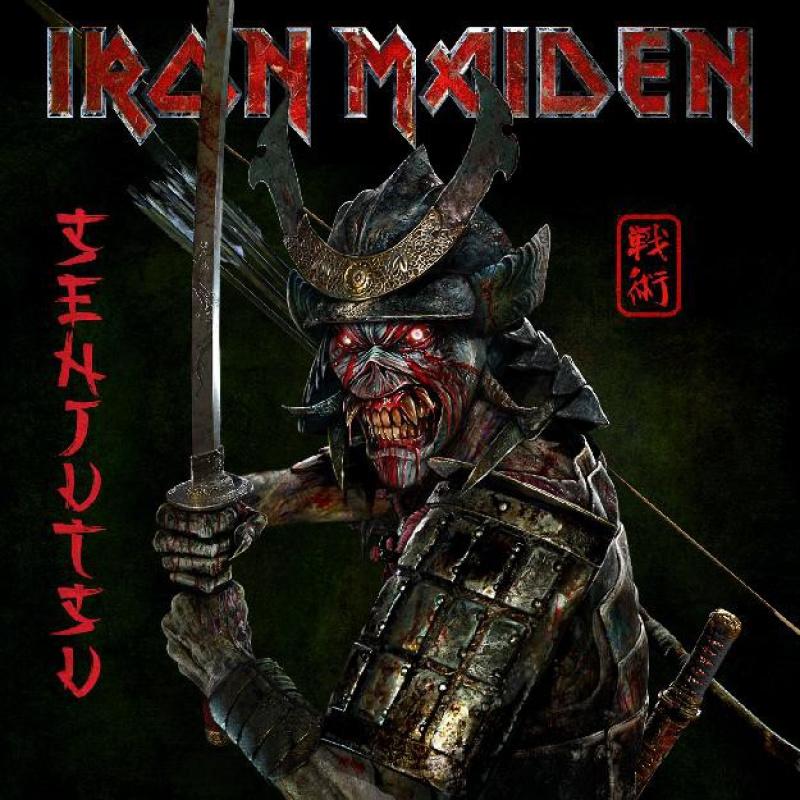 Iron Maiden - Senjutsu 3LP