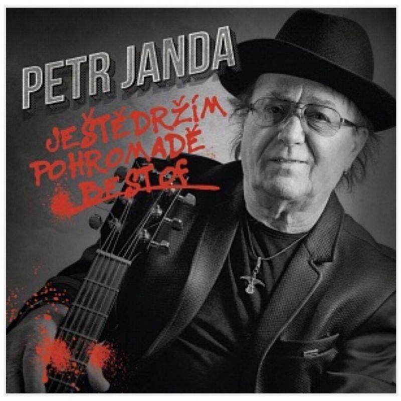Petr Janda - Ještě držím pohromadě - Best Of CD