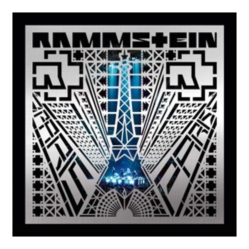 tracklist rammstein in amerika