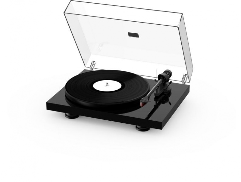 Pro-Ject Debut Carbon Evo + 2MRed - High Gloss Black