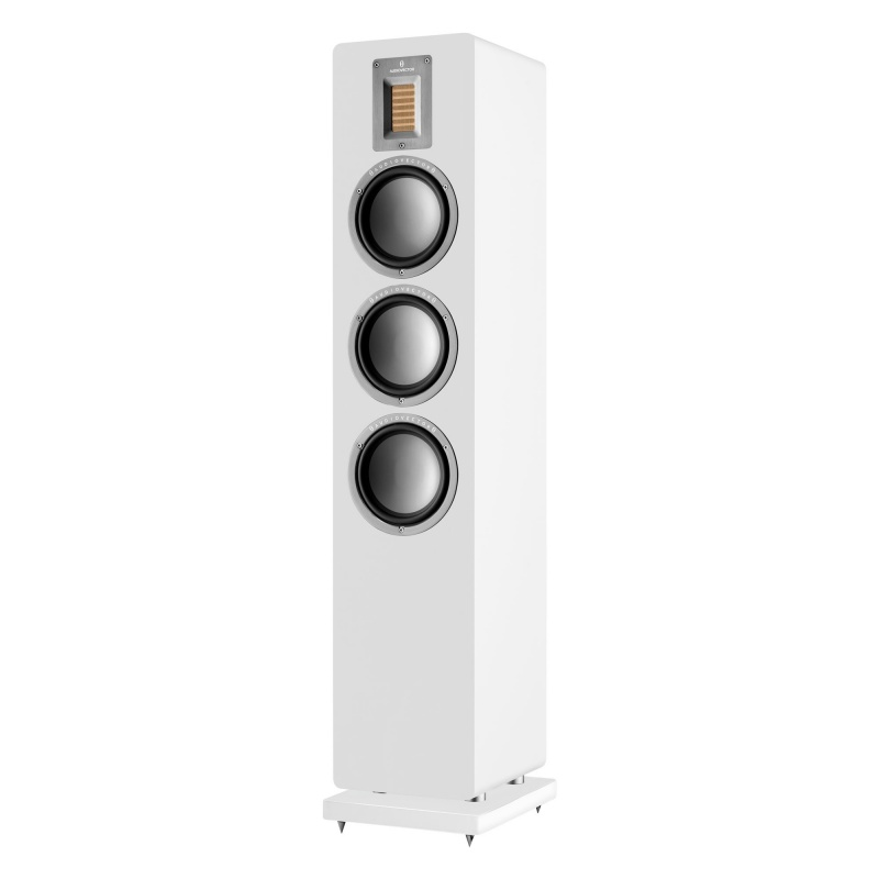 Audiovector QR 5 White Piano
