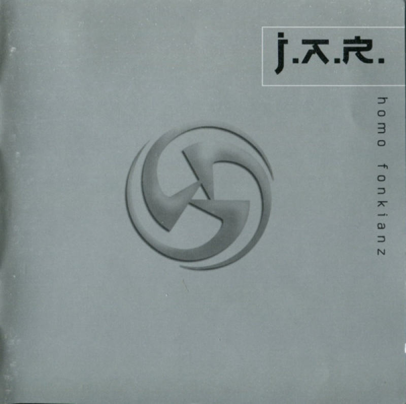 J.A.R. - Homo Fonkianz CD