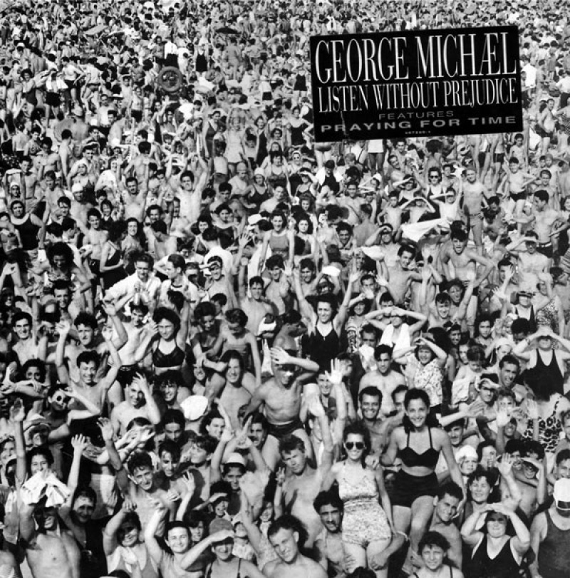 George Michael - Listen Without Prejudice LP