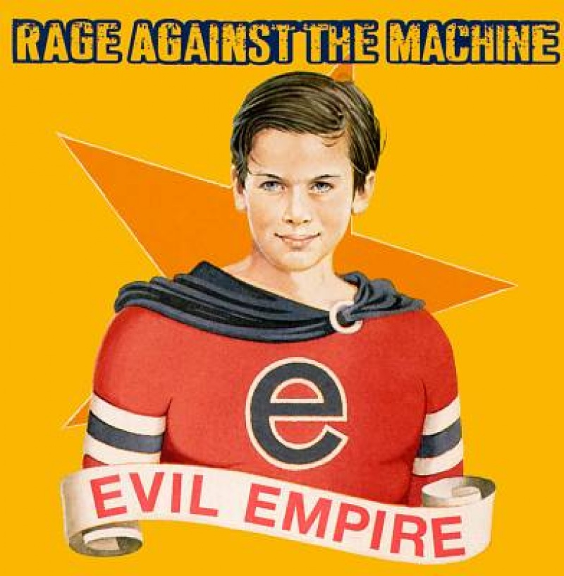 rage against the machine lp