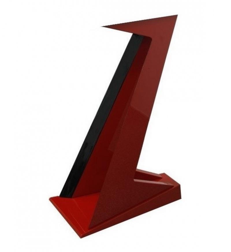 AQ stojany Passion Orca Red - Black