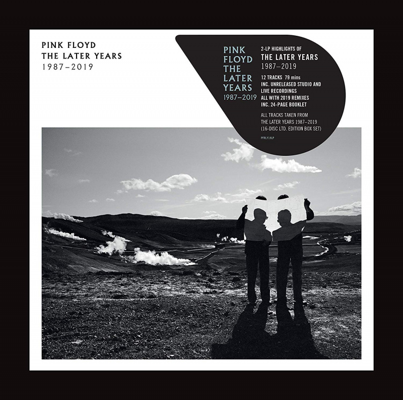 Pink Floyd - Best Of The Later Years 1987 - 2019 (2LP)