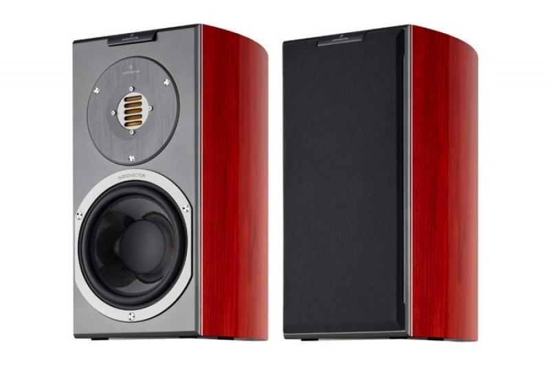 Audiovector R1 Avantgarde African Rosewood