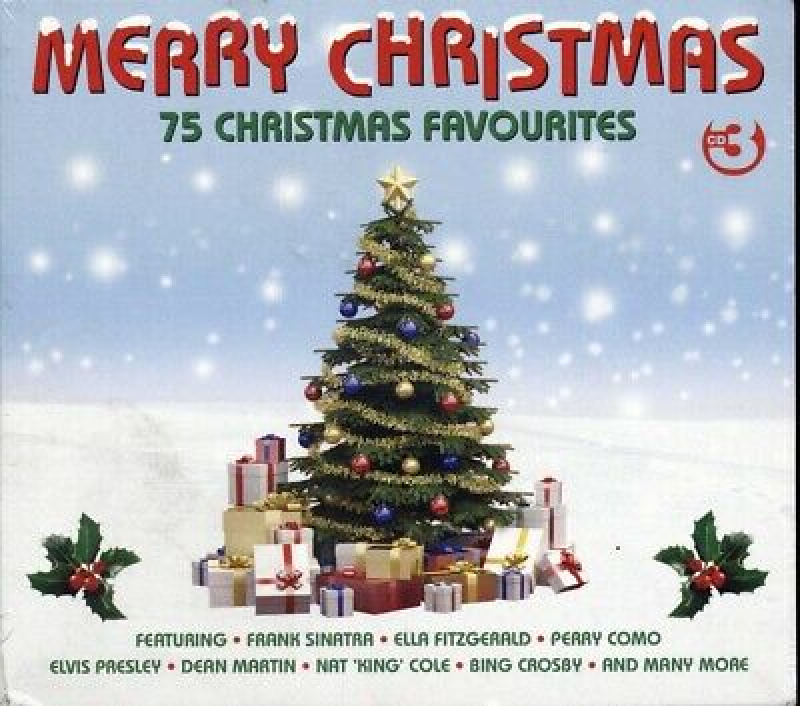 Merry Christmas - 75 Christmas Favourites 3CD
