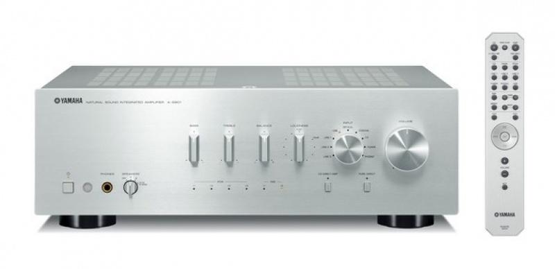 Yamaha A-S801 - Silver