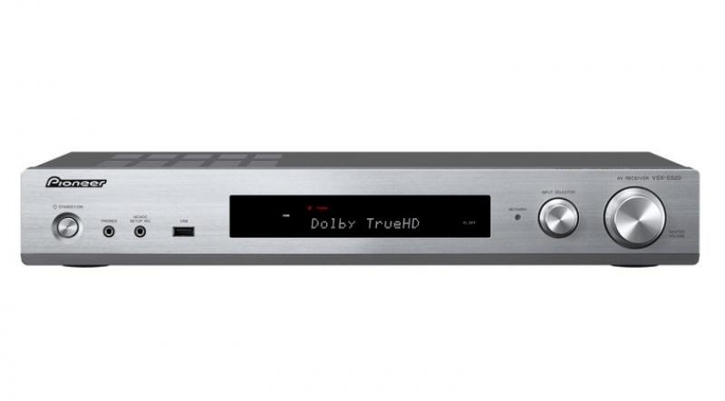 Pioneer VSX-S520 Silver