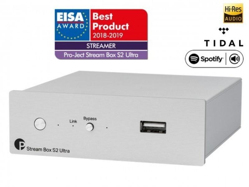 Pro-Ject Stream Box S2 Ultra Silver