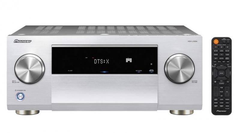Pioneer VSX-LX504 Silver