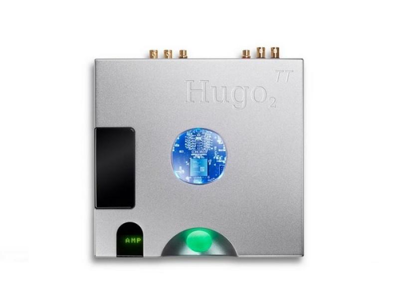 Chord Electronics Hugo TT2 Silver