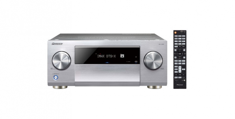 Pioneer SC-LX904 Silver