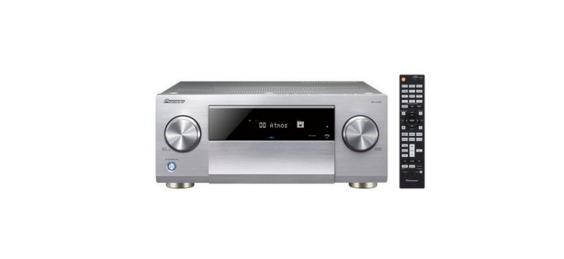 Pioneer SC-LX704 Silver