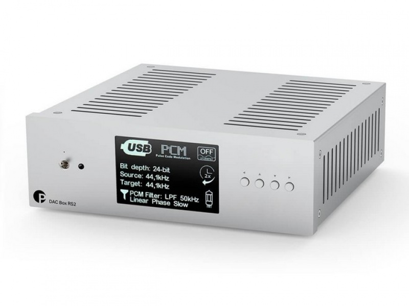 Pro-Ject DAC Box RS2 Silver