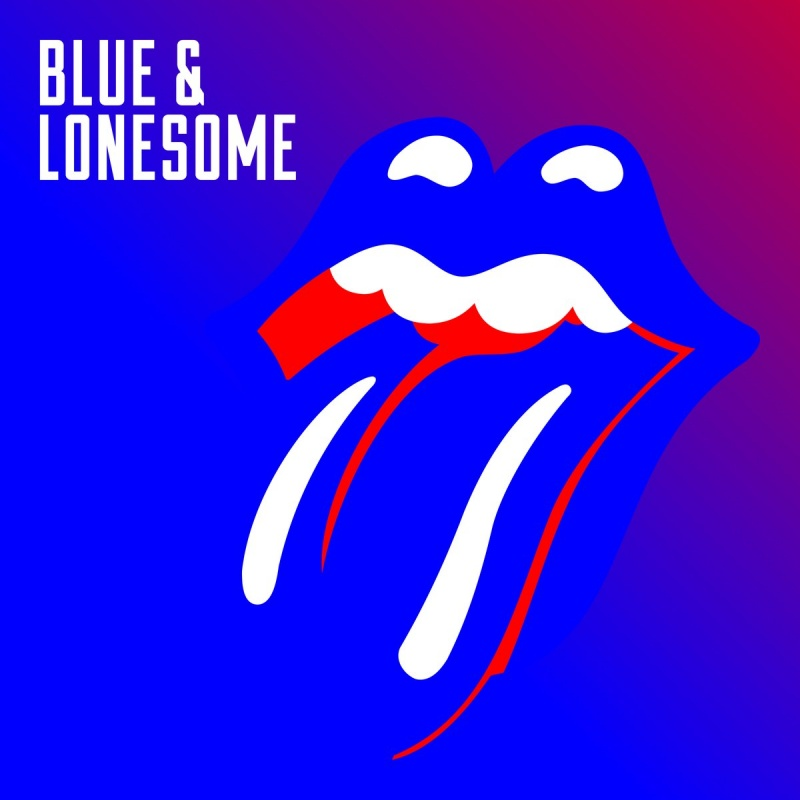 ROLLING STONES - BLUE and LONESOME 2-LP