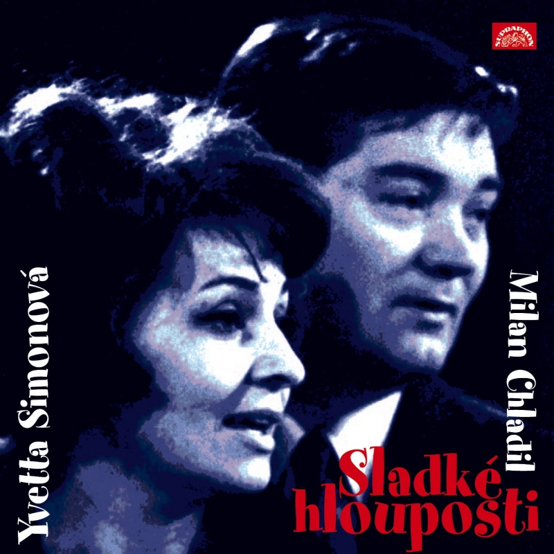 Simonová Yvetta a Chladil Milan - Sladké hlouposti CD (2)