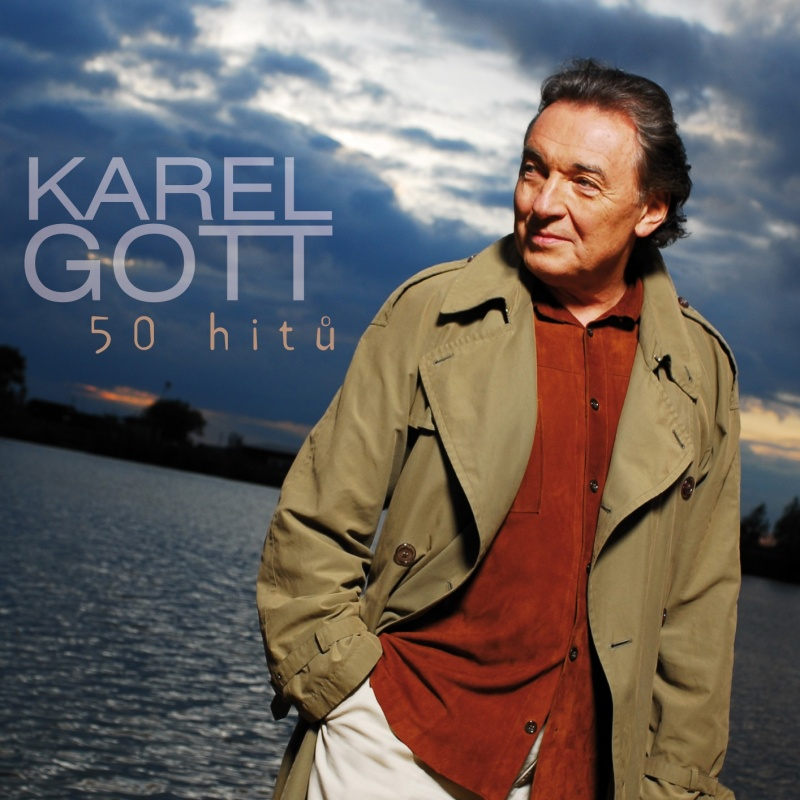 Karel Gott - 50 hitů CD (2)