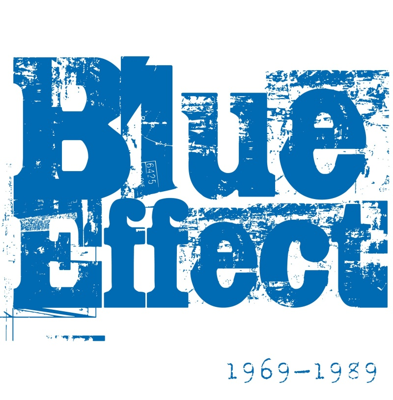 Blue Effect - 1969-1989 Alba & singly & bonusy CD (9)