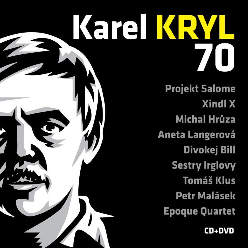 Karel Kryl - Karel Kryl 70 CD+DVD