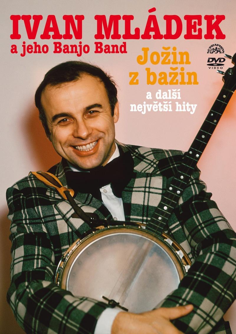 Ivan Mládek - Jožin z bažin a další největší hity DVD