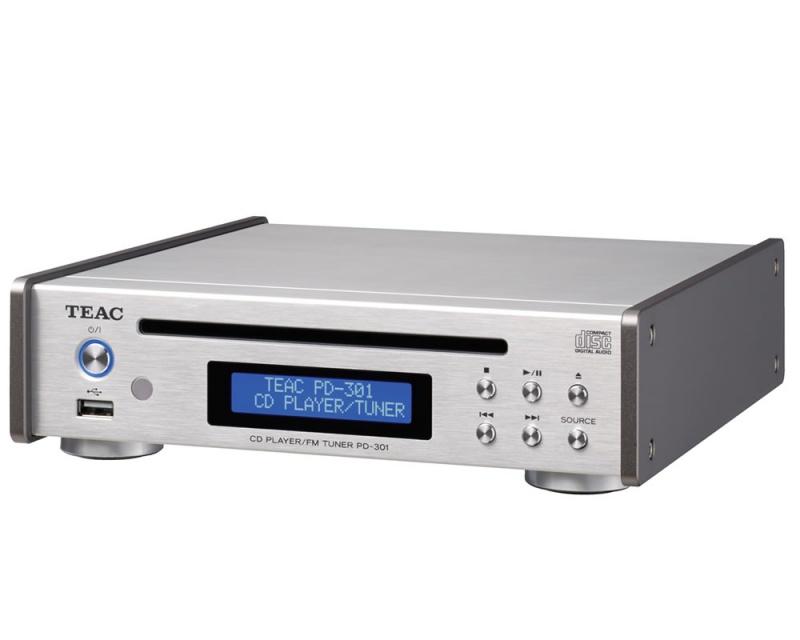 Teac PD-301DAB Silver