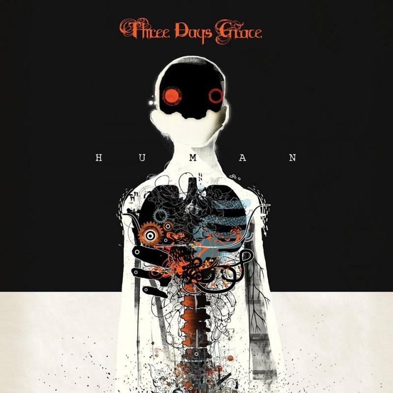 Three Days Grace - Human CD
