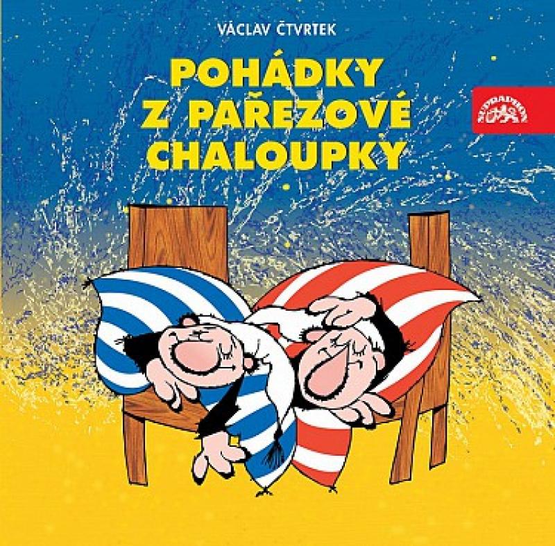 Jiřina Bohdalová, J. Čtvrtek - Pohádky z pařezové chaloupky (3CD)