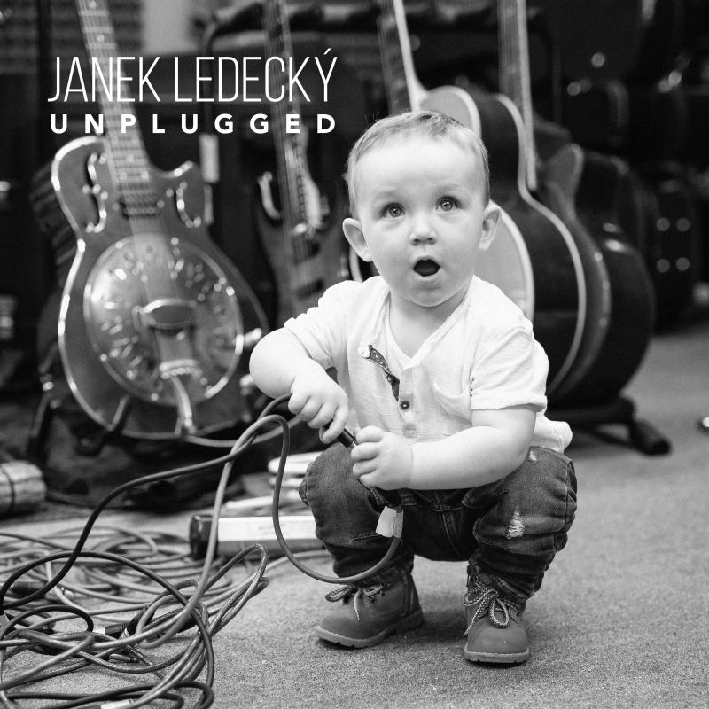 Janek Ledecký - Unpugged LP
