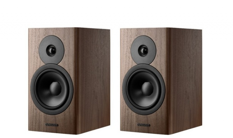 Dynaudio Evoke 20 Walnut Wood