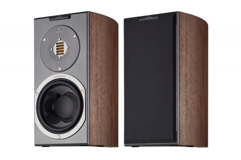 Audiovector R1 Avantgarde Italian Walnut