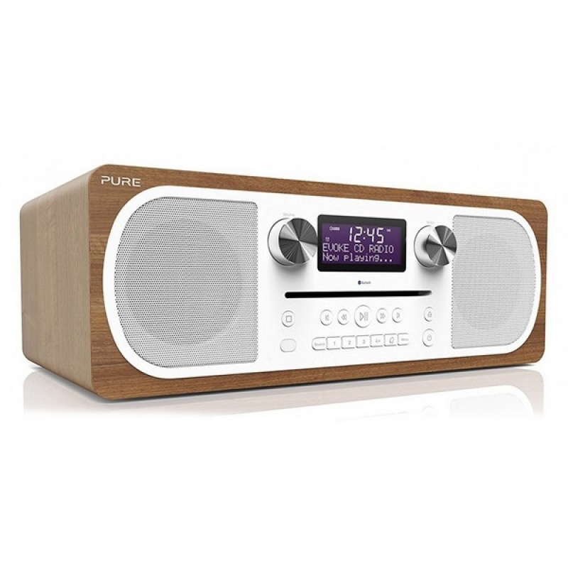 Pure Evoke C-D6 Walnut