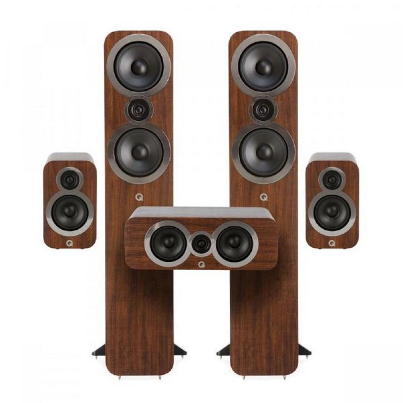 Q Acoustics 3050i 5.0 English Walnut