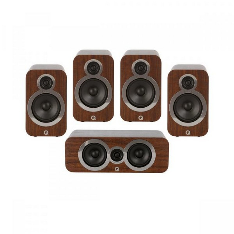 Q Acoustics 3020i 5.0 English Walnut