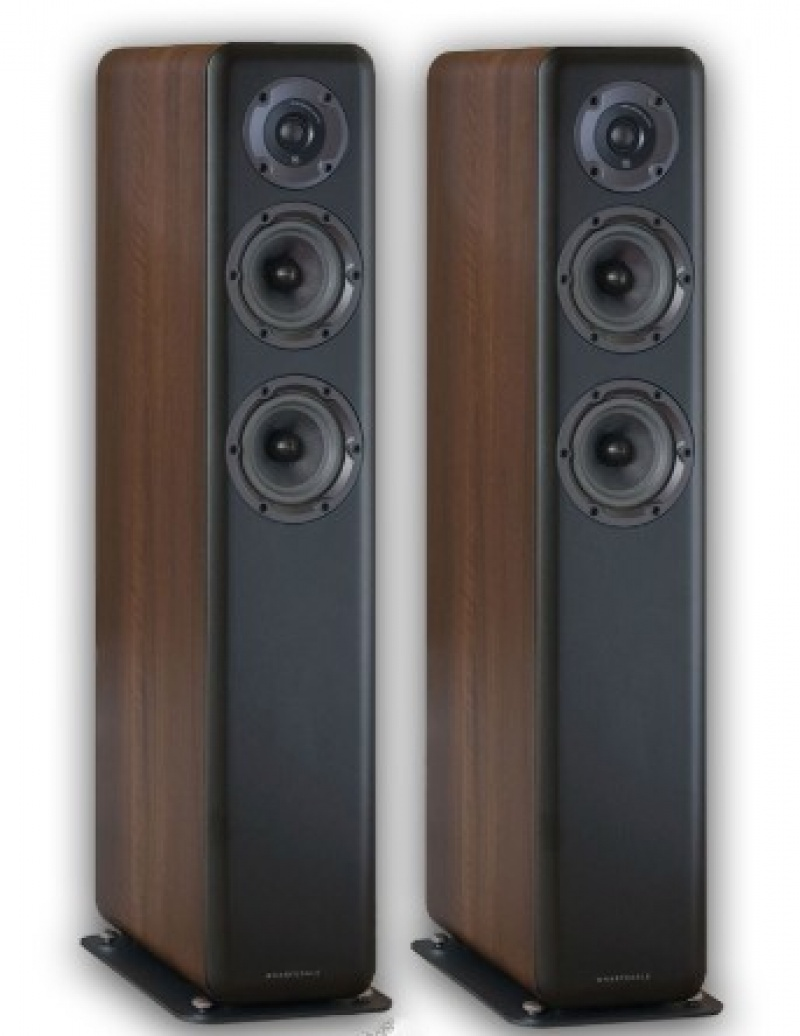 Wharfedale Diamond D330 - Walnut