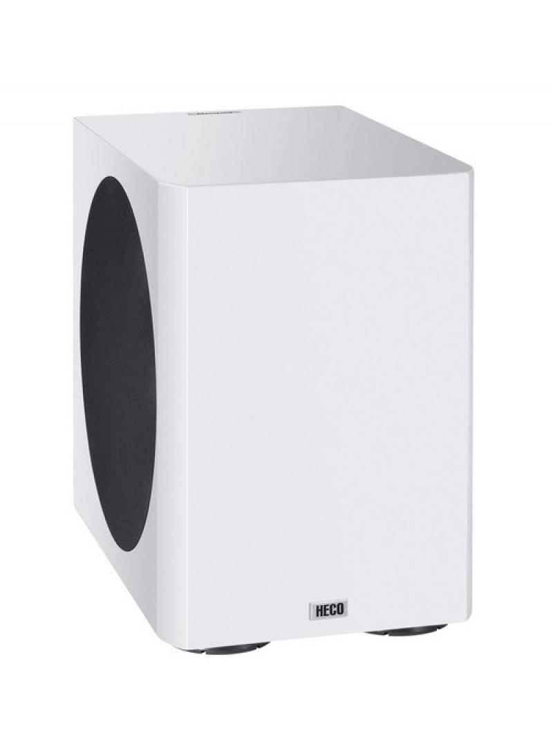 Heco Elementa Sub 3830A White Satin