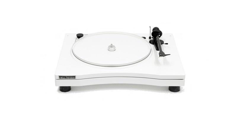 New Horizon GD2 White + přenoska Ortofon 2M Red