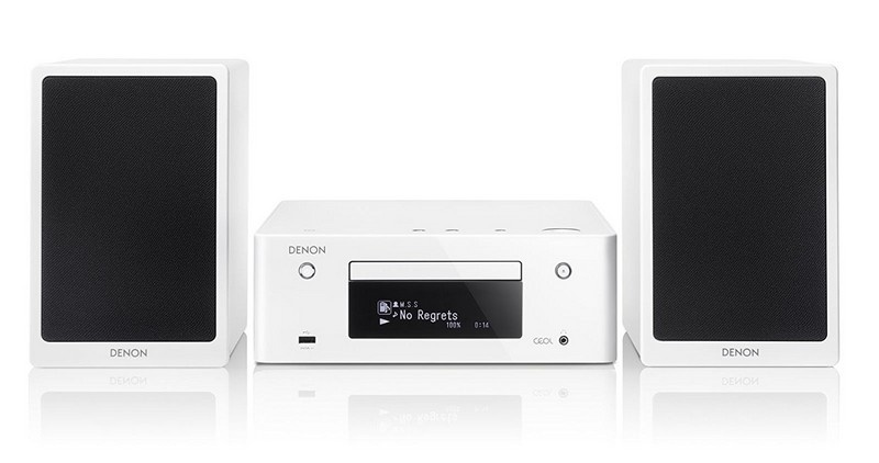 Akční set Denon RCD+SC-N9 White
