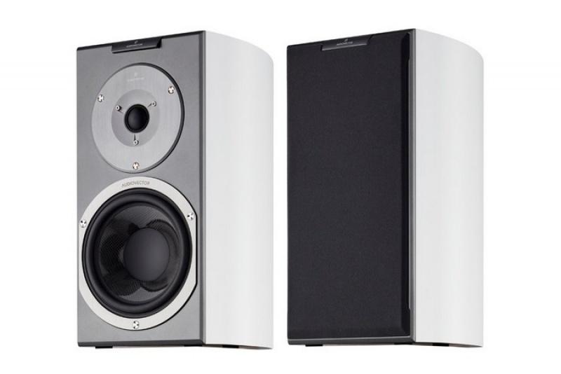 Audiovector R1 Signature Satin White